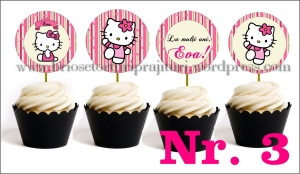 Toppers Personalizate Hello Kitty3