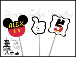 Accesorii Personalizate MICKEY MOUSE