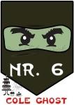 Banner 6 NINJAGO_ (COLE-GHOST)
