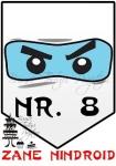 Banner 8 NINJAGO_ (ZANE-NINDROID)