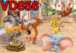 VD856 - DISNEY