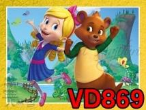 VD869 - GOLDIE