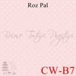 7 BULINE ROZ PAL