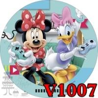 V1007 - MINNIE & DAISY