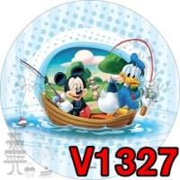 V1327 - MICKEY & DONALD