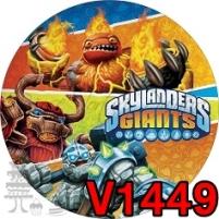 V1449 - SKYLANDERS