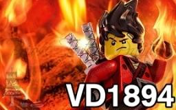 VD1894 - LEGO NINJAGO
