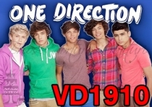 VD1910 - ONE DIRECTION