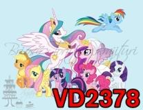 vd2378 - pony