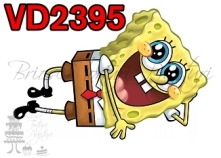 vd2395 - spongebob