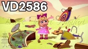 vd2586 - micii muppets